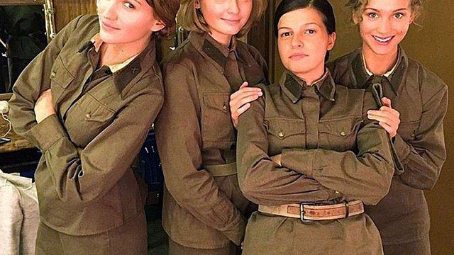 Українські кінотеатри відмовляються показувати нові «А зорі тут тихі...»