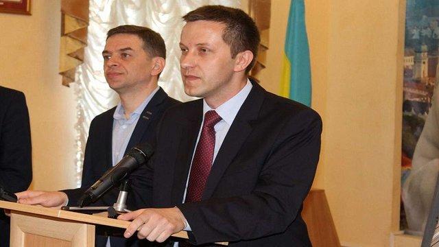 У Львові представили нового очільника обласного управління юстиції