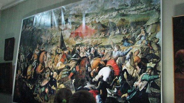 Депутат ЛОР закликав не передавати полотна Альтамонте собору у Жовкві