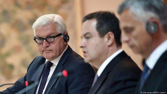 Реалізація мирного плану в Україні під загрозою, - МЗС Німеччини