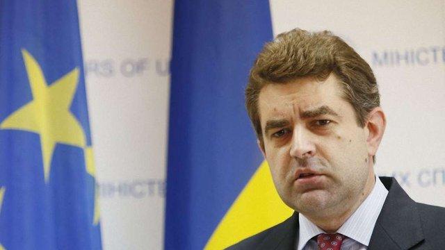 МЗС України направило Росії ноту протесту через візит Медведєва в Крим