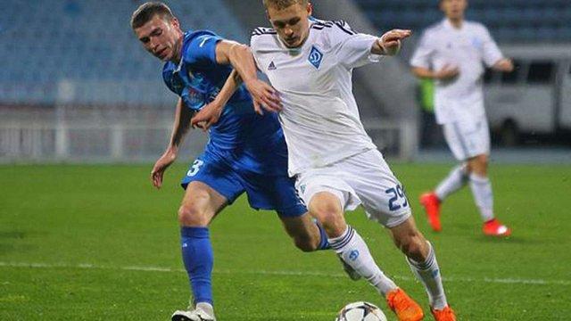 «Динамо» не впоралося з «Олімпіком» у півфіналі Кубка України
