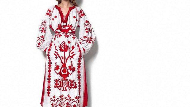 Американський  Vogue розповів про моду на вишиванки