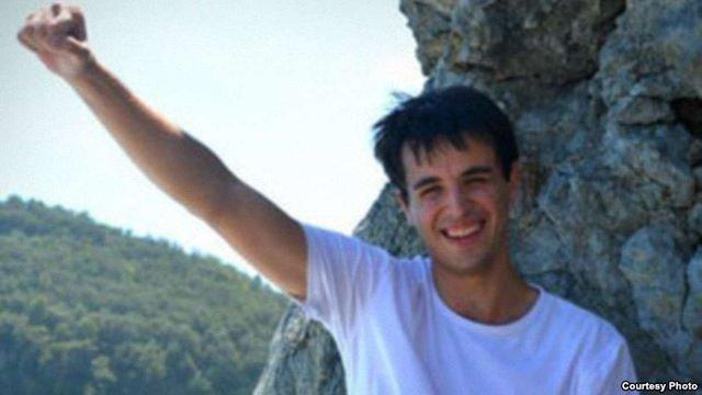 Російський суд достроково звільнив з в'язниці львівського студента