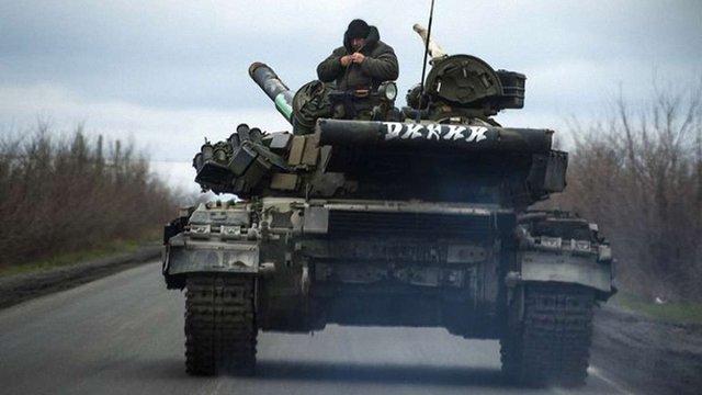 Американська розвідка запровадила нову назву бойовиків ДНР/ЛНР