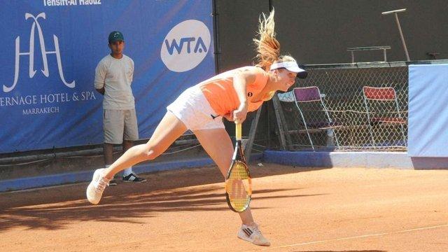 Українська тенісистка вийшла у півфінал турніру WTA в Марракеші
