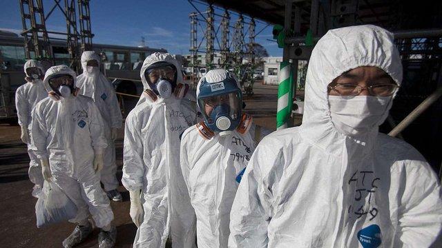 На японській АЕС «Фукусіма-1» стався витік радіоактивної води