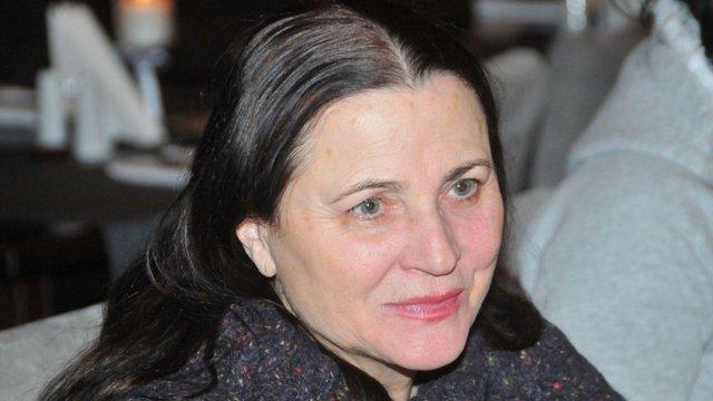 Ніна Матвієнко при падінні розбила голову