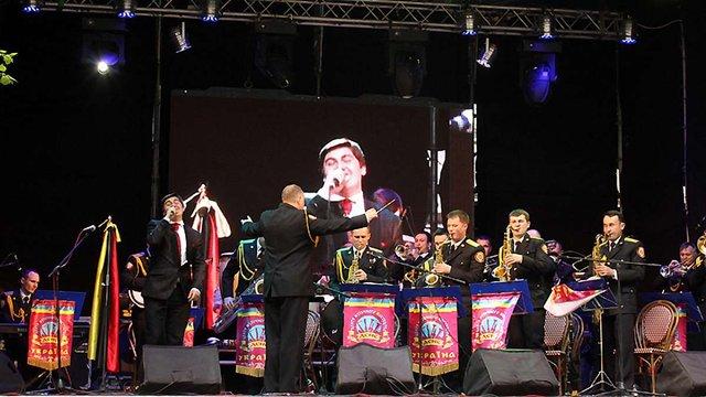 Big Band Держслужби з надзвичайних ситуацій відкрив «Флюґери Львова»