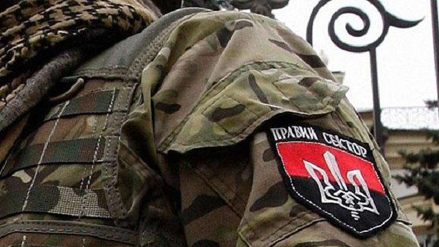 ЗСУ розблокували базу «Правого сектора» на Дніпропетровщині