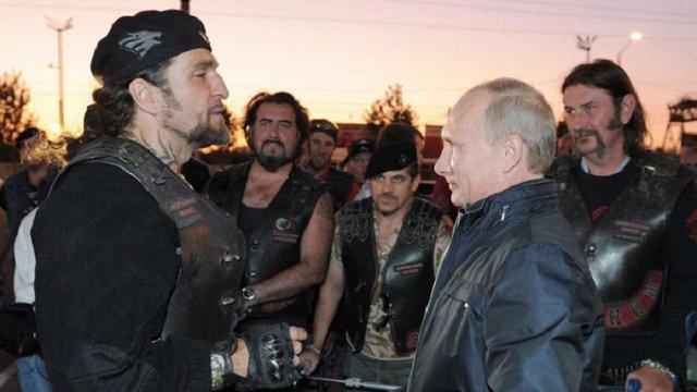 Міністр культури Литви назвав «Нічних вовків» частиною кремлівської пропаганди