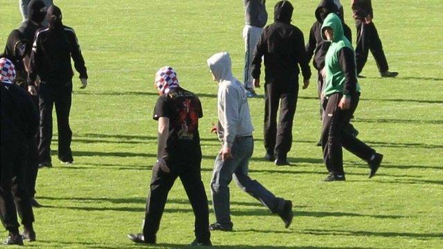 У Польщі поліцейський застрелив футбольного фаната