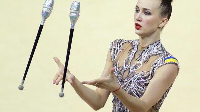 Українська гімнастка стала срібною призеркою чемпіонату Європи