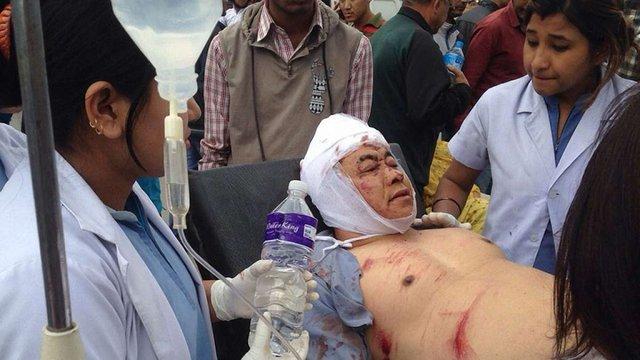Евакуацію українців з Непалу знову відклали