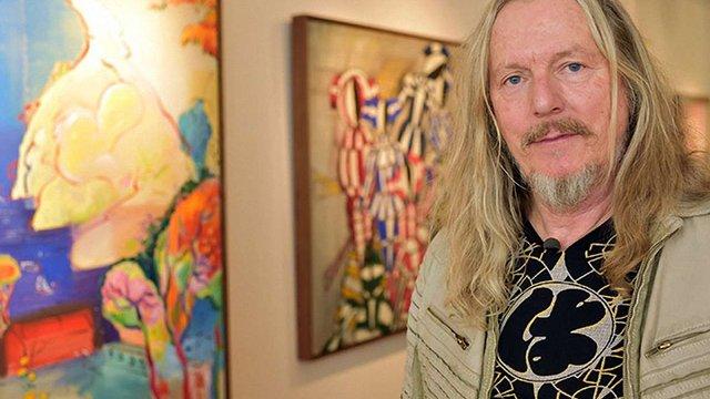 «Фальсифікатор століття» відкрив персональну виставку в Мюнхені