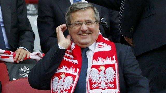 Президент Коморовський має високі шанси бути переобраним