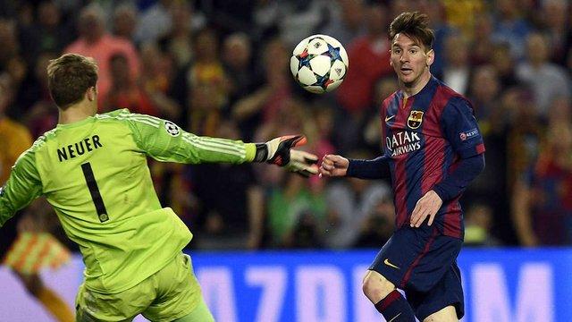 «Барселона» декласувала «Баварію» у півфіналі Ліги чемпіонів