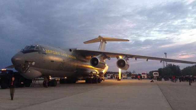 Літак, який евакуював українців із Непалу, приземлився в Борисполі