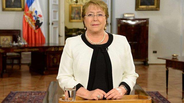 Президент Чилі розпустила уряд