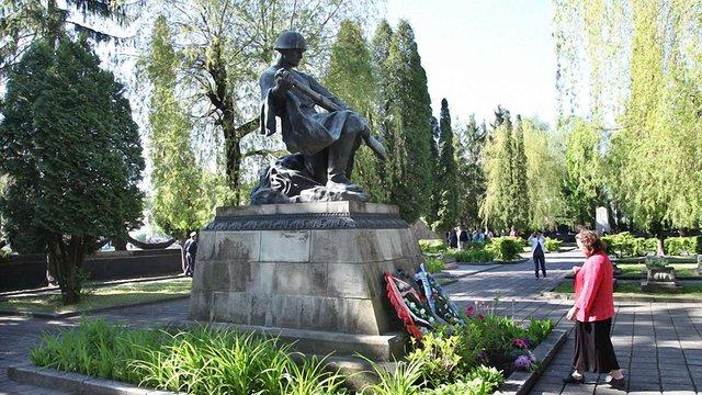 Львів'ян закликали ушанувати замордованих та невинно загиблих у ІІ Світовій війні