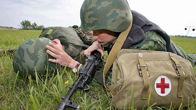 За минулу добу в зоні АТО зазнали поранення троє військових