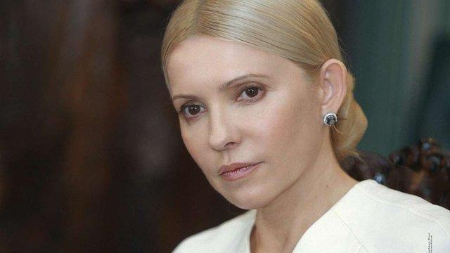 Тимошенко виступила за залучення США до переговорів щодо Донбасу