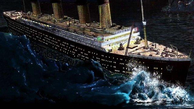 На аукціоні шезлонг з «Титаніка» продали майже за $150 тисяч