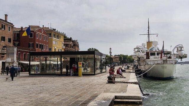 Український павільйон у Венеції представляє виставку «Надія!»