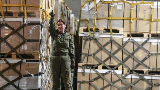 Канада надсилає до України чергову партію нелетальної військової допомоги