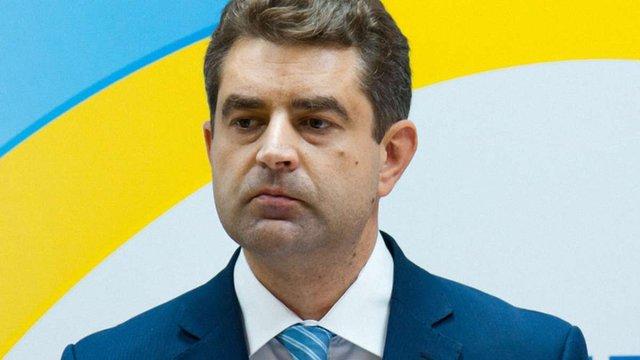 Порошенко призначив Євгена Перебийноса послом України у Латвії
