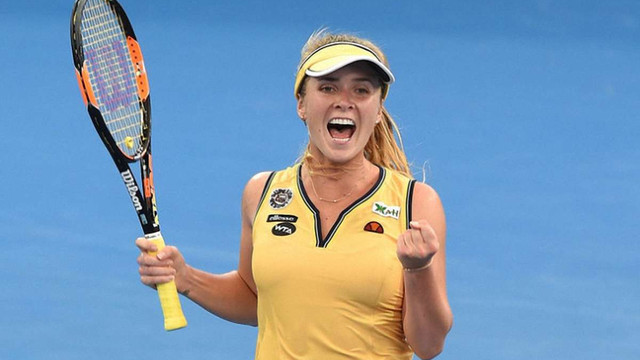 Українка Еліна Світоліна увійшла у ТОП-20 кращих тенісисток світу
