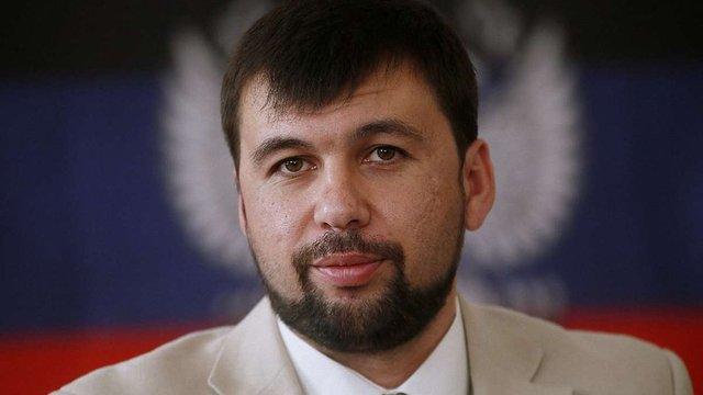 Пушилін назвав умову, за якої «ДНР» погодиться на широку автономію в складі України
