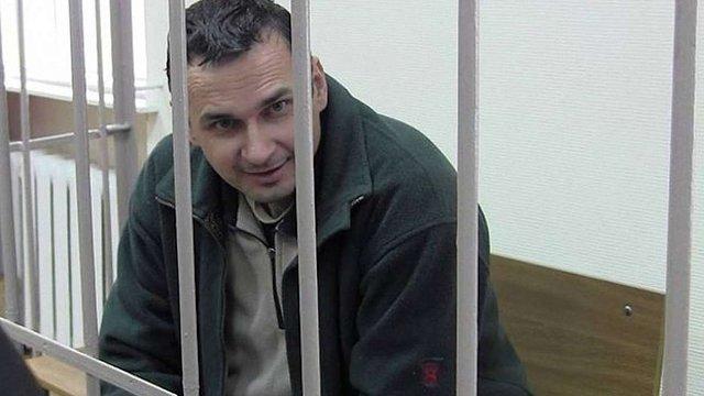 В Україні провели акцію солідарності з Олегом Сенцовим