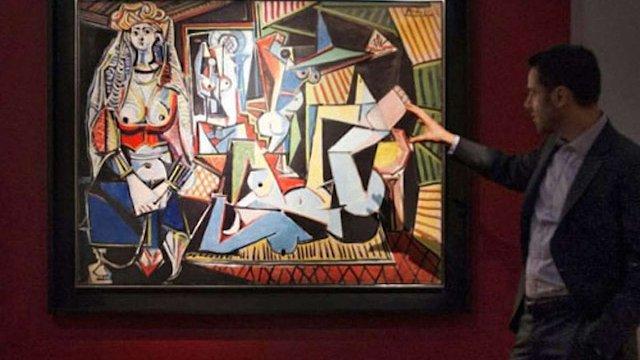 Твори Пікассо та Джакометті поставили нові рекорди продаж