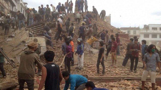 В Непалі – знову землетрус: сила поштовхів перевищила сім балів