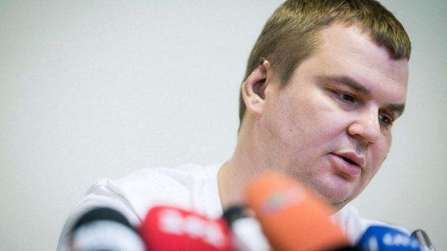 Екс-міністр молоді та спорту Дмитро Булатов пішов служити в армію