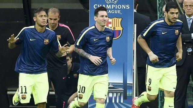 «Барселона» вийшла у фінал Ліги чемпіонів