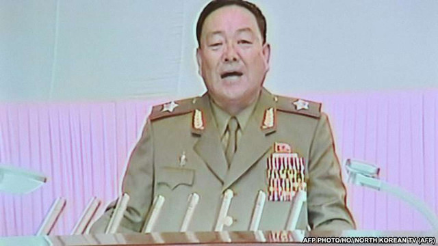Міністра оборони КНДР стратили у присутності сотень гостей