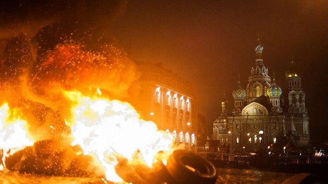 Російський художник Павленський відмовився від амністії