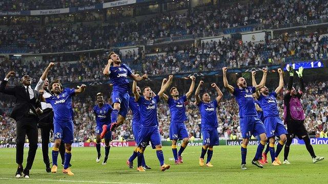 «Ювентус» не впустив «Реал» до фіналу Ліги чемпіонів