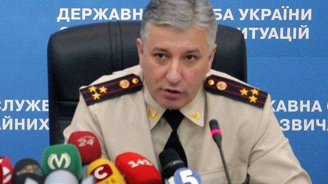 Новим головою ДСНС призначили Миколу Чечоткіна