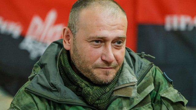 Ярош зареєстрував у ВР законопроект про Добровольчий український корпус