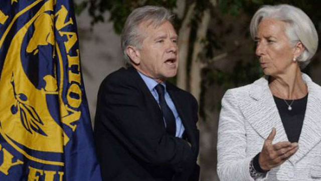 Долю і розмір другого траншу кредиту для України МВФ вирішить у червні