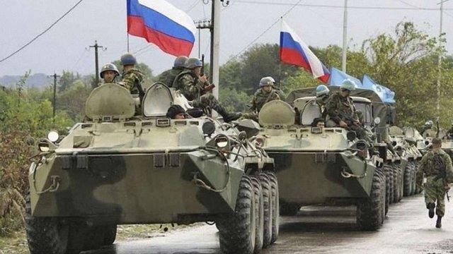У РНБО вважають, що Росія готується до відкритого наступу вглиб України