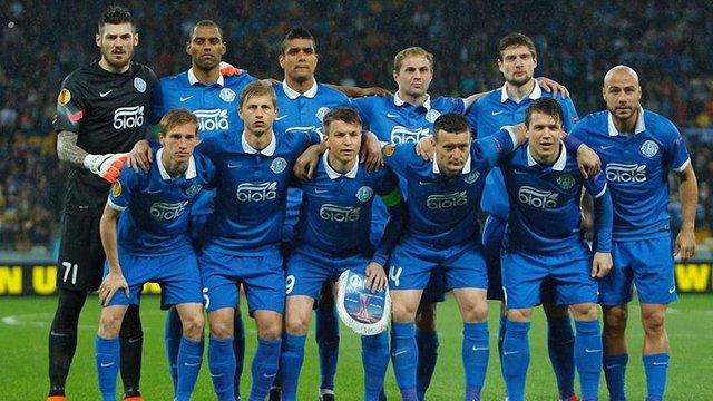 «Дніпро» сенсаційно вийшов у фінал Ліги Європи