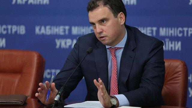 Міністр економіки був незадоволений роботою свого заступника Саші Боровика