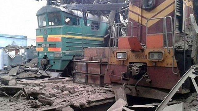 Сепаратисти відремонтували залізницю у Дебальцевому, - ОБСЄ