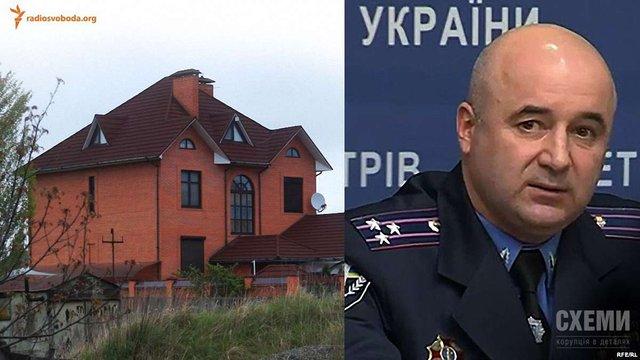 Нового начальника ДАІ України звинуватили у приховуванні майна