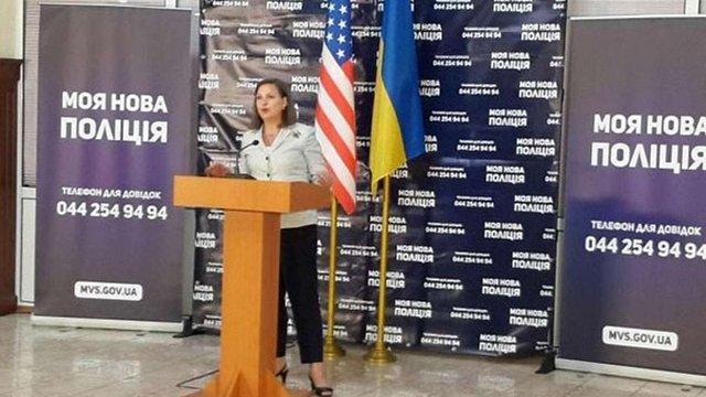США прагнуть відігравати активнішу роль у врегулюванні конфлікту на Донбасі, - Нуланд