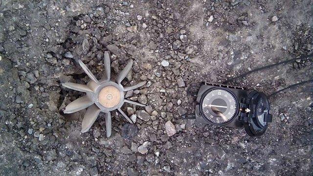 Українські бійці показали спостерігачам ОБСЄ чим обстрілювали міста на Луганщині